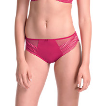 Buy Fantasie Rebecca Briefs, Red Online at johnlewis.com