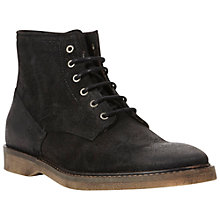 Buy Bertie Camden Town Suede Lace Up Boots Online at johnlewis.com