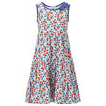 Buy John Lewis Girl Cherry Dress, Multi Online at johnlewis.com