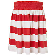 Buy John Lewis Girl Bold Stripe Skirt Online at johnlewis.com