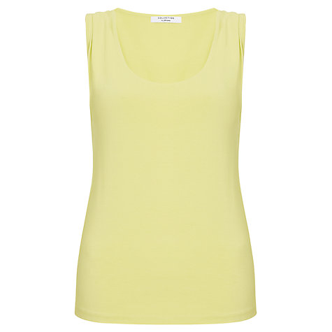 Buy COLLECTION by John Lewis Georgia Top Online at johnlewis.com