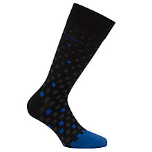 Buy Hugo Boss Square Socks Online at johnlewis.com