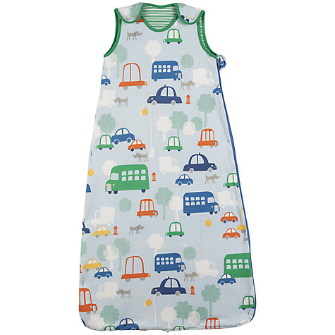 Buy John Lewis Baby Transport Sleeping Bag, 1 Tog, Multi Online at johnlewis.com