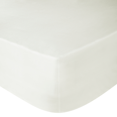John Lewis Perfectly Smooth 200 Thread Count Egyptian Cotton Deep Fitted Sheet