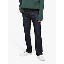 Buy Diesel Larkee 806W Straight Jeans, Mid Wash Online at johnlewis.com