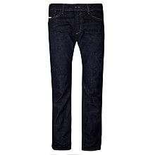 Buy Diesel Waykee 0807R Stretch Jeans, Navy Online at johnlewis.com