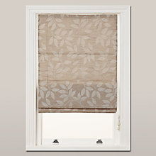 Buy John Lewis Leaf Trail Roman Blinds Online at johnlewis.com