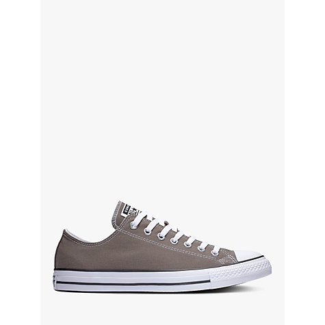 Buy Converse Chuck Taylor All Star Trainers, Charcoal Online at johnlewis.com