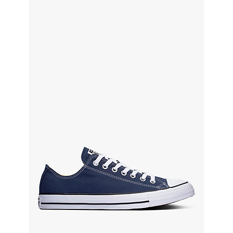 Buy Converse Chuck Taylor All Star Ox Trainers, Navy Online at johnlewis.com