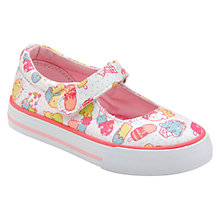 Buy Start-rite Gelato Canvas Shoes, Multi Online at johnlewis.com