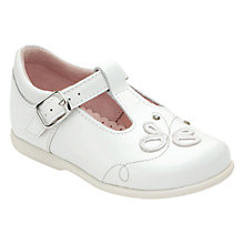 Buy Start-rite Pixie Shoes, White Online at johnlewis.com