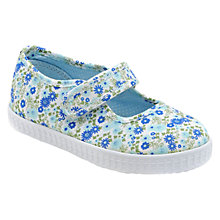 Buy Start-rite Potofino Shoes, Blue Online at johnlewis.com