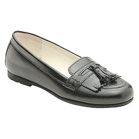 Buy Start-rite Berkley Shoes, Black Online at johnlewis.com