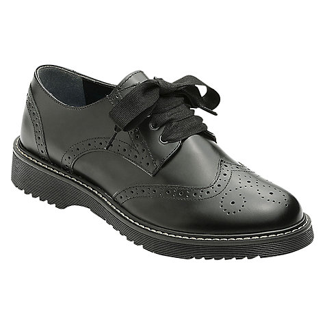 Buy Start-rite Impulsive Shoes, Black Online at johnlewis.com