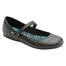 Buy Start-rite Totally Shoes, Black Online at johnlewis.com