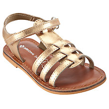 Buy John Lewis Girl Gladiator Sandals Online at johnlewis.com