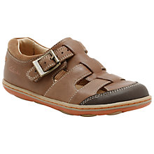 Buy Clarks Miztec Sun Sandals, Tan Online at johnlewis.com