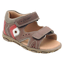 Buy Start-rite Genoa Sandals, Brown Online at johnlewis.com