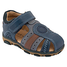 Buy Start-rite Turin Sandals, Navy Online at johnlewis.com