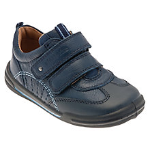 Buy Start-rite Flexy Soft Air Shoes, Navy Online at johnlewis.com