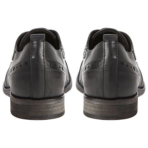 Buy Dune Lindley Leather Women's Wingtip Brogues Online at johnlewis.com