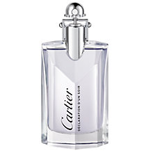 Buy Cartier Déclaration d'Un Soir Eau de Toilette Online at johnlewis.com