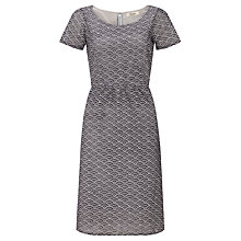 Buy Somerset by Alice Temperley Cutwork Dress, Blue Online at johnlewis.com