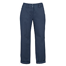 Buy Gerry Weber Chino Trousers, Navy Online at johnlewis.com