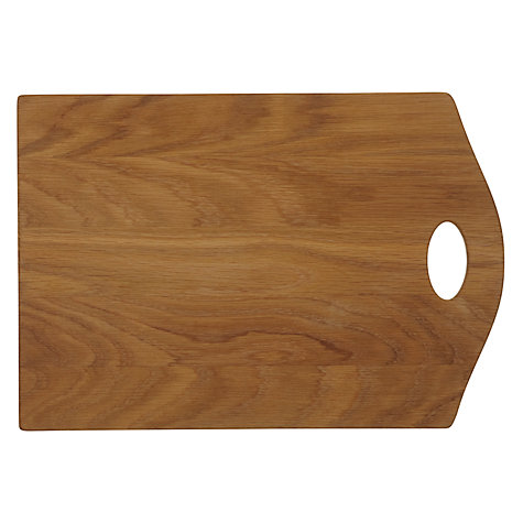 Buy John Lewis Oak Chopping Board Online at johnlewis.com