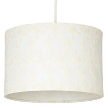 Buy John Lewis Lace Shade Online at johnlewis.com