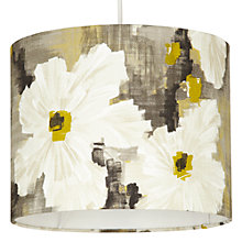 Buy Harlequin Giveny Floral Shade, Citrus Online at johnlewis.com