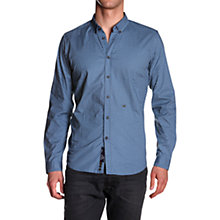 Buy Diesel SPRAM-S Shirt, Blue Online at johnlewis.com
