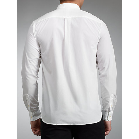 Buy Fred Perry Concealed Twin Tipped End On End Shirt Online at johnlewis.com