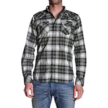Buy Diesel Sulphur Check Shirt Online at johnlewis.com