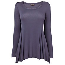 Buy Phase Eight Azara Tunic Top, Slate Online at johnlewis.com