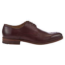 Buy Ben Sherman Pliyn Leather Derby Shoes Online at johnlewis.com