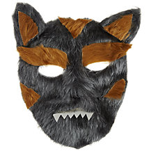 Make Your Own Werewolf Mask