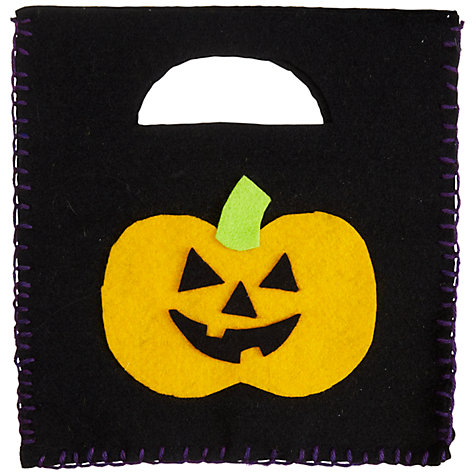 Buy Make Your Own Halloween Treat Bags Online at johnlewis.com