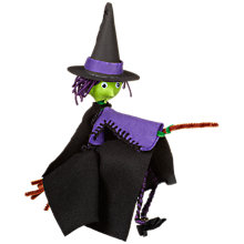 Buy Make Your Own Witch Decoration Online at johnlewis.com