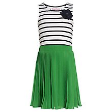 Buy Loved & Found Half Stripe Dress Online at johnlewis.com