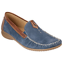 Buy Gabor California Nubuck Loafers Online at johnlewis.com