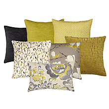 Buy Breezy Botanical Cushion Collection  Online at johnlewis.com