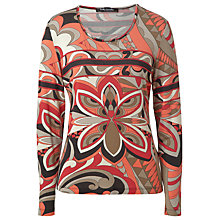 Buy Betty Barclay Aztec T-Shirt, Multi Online at johnlewis.com