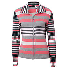 Buy Betty Barclay Striped Zip Jacket Online at johnlewis.com