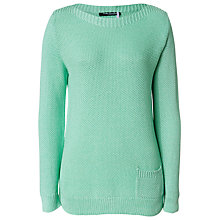 Buy Betty Barclay Boat Neck Jumper, Light Mint Online at johnlewis.com
