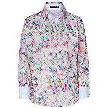 Buy Betty Barclay Flower Print Shirt, Multi Online at johnlewis.com
