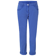 Buy Betty Barclay Star Tie Belt Chino Trousers, Adria Online at johnlewis.com