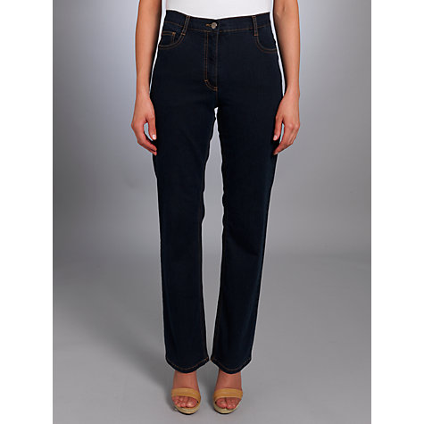 Buy Betty Barclay Perfect Body 5 Pocket Jeans, Blue Online at johnlewis.com