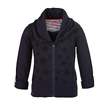 Buy NONO Starred Hoodie, Navy Online at johnlewis.com