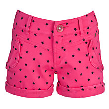 Buy NONO Star Print Shorts, Pink Online at johnlewis.com